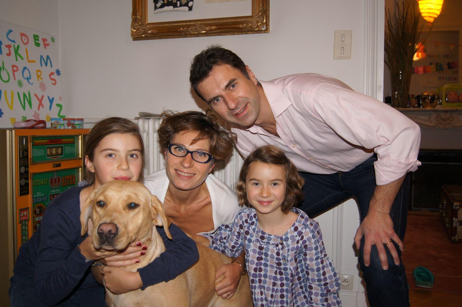Holly en famille