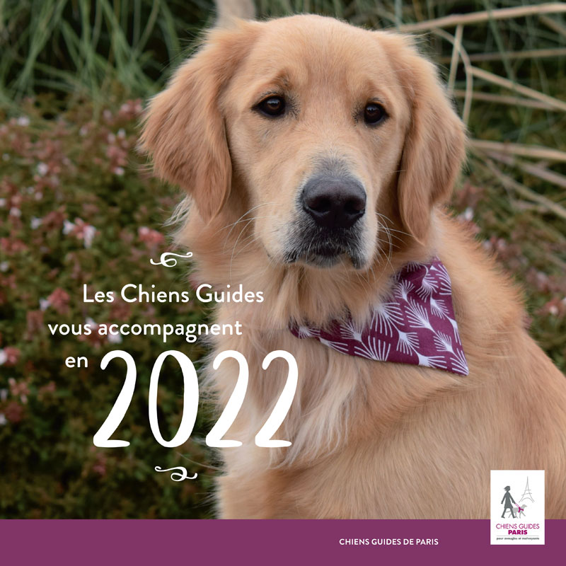 couverture du calendrier 2022