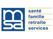 Logo MSA Ile de France