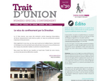 Trait d'Union 30